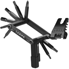 Lezyne V PRO Multitool with 17 Functions, black